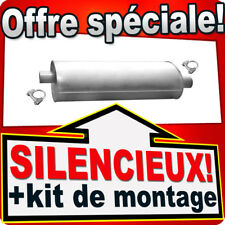 Silencieux Intermédiaire JEEP GRAND CHEROKEE WJ/WG 3.1 4.7 4x4 échappement AFN