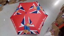 Paddington Bear Official Adult's UMBRELLA in ORIGINAL POUCH with TAG  *  NEW