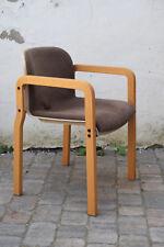 Kunststoff-Schalen-Stuhl 70/80s Jahre KEMBO Holland/Klöber J.B. Meijer