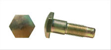 7/16-20 shouldered seat belt mounting bolt