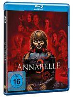 "Annabelle - Teil: 3 [Blu-ray/NEU/OVP] Horror-Universum der ""Conjuring""-Filme"