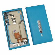 Genuine Original Battery Back Cover Housing Fits Nokia Lumia 800 Blue