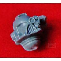 Space Marine Apothecary Helmet Warhammer 40,000 Command Squad bits bitz  A098