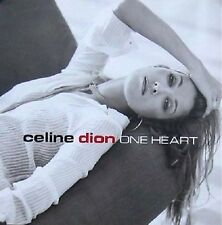 CELINE DION POSTER, ONE HEART (SQ 23)