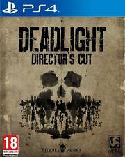 Deadlight Director's Cut PS4 PAL ESPAÑA NUEVO PRECINTADO CASTELLANO ESPAÑOL