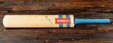 Gray-Nicolls cricket bat signed by Gary Gilmore