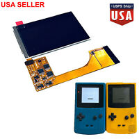 IPS High Light Brightness LCD Screen Modification Kit for GBC Game Boy Color USA