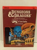 Ghost of Lion Castle Adventure Module - Dungeons and Dragons