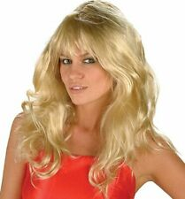 Rg Costumes Flare Wig (Blonde) Adult Accessory