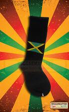 Jamaica Flag Socks ROOTS REGGAE CULTURE