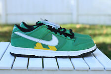brand new ccce6 6f2c3 Nike Dunk Low Pro SB Grasswhite Taxi Series Tokyo 2006 304292-311 Mens
