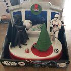 Disney+Star+Wars+Christmas+Table+Top+Decor+Animated+Musical+Illuminated+Holidays