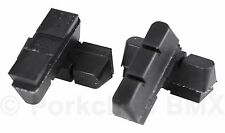 Kool Stop bicycle brake pads refills inserts Suntour Superbe (SET OF 4) BLACK