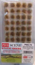 Peco PSG-75 - Static Grass 10mm Self Adhesive Patchy Grass Tufts - 1st  Post