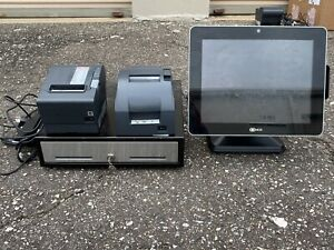 NCR Aloha POS, 2 year old computer system