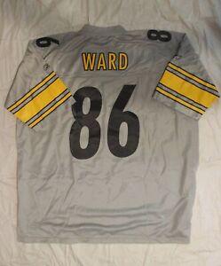 Hines Ward Pittsburgh Steelers Reebok Jersey Sz. 4XL