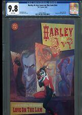 Harley & Ivy: Love on the Lam #nn   CGC 9.8  WP