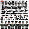 WW2 Battle Stalingrad Military Building Block War Soldier Figures Brick Kids Toy