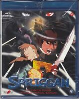 Blu-Ray Spriggan Nuevo 1998