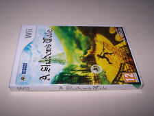 A SHADOW'S TALE - Nintendo WII - UK PAL -  NEW & FACTORY SEALED - EXC COND
