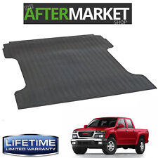 New Heavy Duty Rubber Bed Mat 2004-2012 Chevy Colorado 6' Bed  LIFETIME WARRANTY