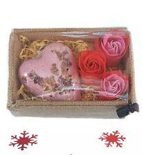 Rose Petals Bath Spa Gift Set