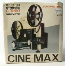 Projecteur Automatique 8 + Super 8 Brevete