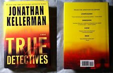 True Detectives by Jonathan Kellerman (2009, HC/DJ) 1st Edition, 1st Printing