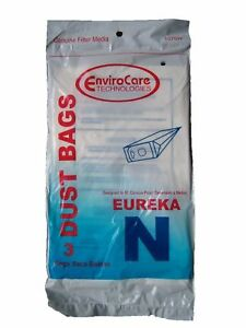 15 Eureka Mighty Mite Allergy Vacuum Style N Bags 3600