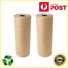 Kraft Brown New Packaging Paper Roll 450mm x 340m 65gsm- Premium Quality
