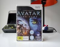 JAMES CAMERON'S AVATAR: THE GAME - NINTENDO WII | SEALED