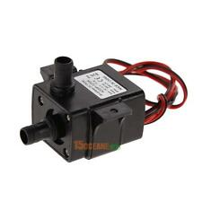 Ultra-quiet DC 12V 3M 240L/H Brushless Submersible Solar Electric Water Pump