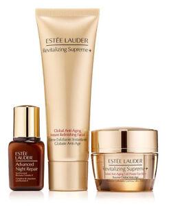Estee Lauder Global Revitalizing Supreme+Eye Night Repair And Facial Anti-Aging