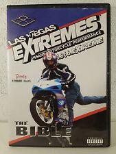 Las Vegas Extremes PAULY - DVD - STUNT BIKES MOTORBIKES - THE BIBLE - RARE