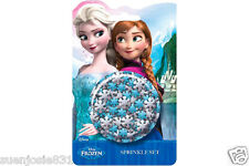Disney Frozen Sprinkles Cupcake Cake Toppers Decorations Supplies Candy Candies