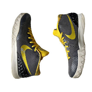 NIKE KYRIE 1 RISE Limited China-Only Release Mens US14 EUR48.5 Black Yellow VGUC