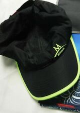 Mission Cooling Hat Men Women Cap UPF 50 Sun Protection Adjustable BLACK