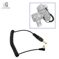 6.35mm to male PC Sync Cable with Screw Lock