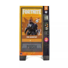 Jazwares Fortnite Vending Machine ~ The SCIENTIST ~ 4