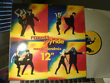 "RAR MAXI 12"". ROXETTE. JOYRIDE. MAGIGFRIENDMIX. MADE IN SPAIN. 3 TRACKS"