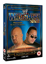 WWE: Wrestlemania 17 (DVD)