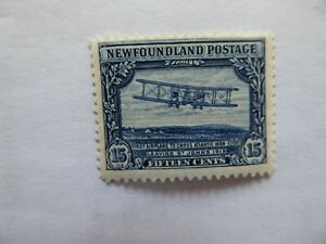 Newfoundland 1928 15c m/mint