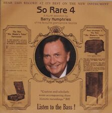 [BRAND NEW] 2CD: SO RARE 4: A FOURTH SELECTION BY BARRY HUMPHRIES