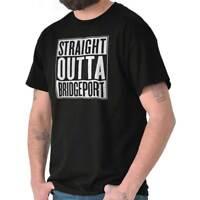 Straight Outta Bridgeport, CT City Movie T Shirts Gift Ideas T Shirt Tee