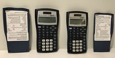 Lot Of 2 Texas Instruments TI-30x2s Two-Line Scientific Calculator Tested