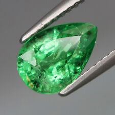 1.99Ct.Ravishing Color&Full Fire! Natural Top Green Tsavorite Garnet Tanzania