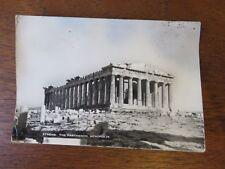 Postcard 1965. The Parthenon, Acroplis, Athens