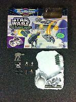 Galoob Micro Machines Star Wars Empire Strikes Back Ice Planet Hoth NIB