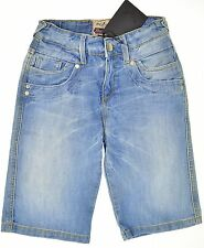 DOBBER  ●●  klassische Jeans-Bermuda Shorts  helles Blau  Gr.140   Neu m.Et.