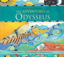 NEW Adventures of Odysseus by Christina Balit
